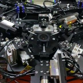 光学调芯机-光学检测-镜头测试设备-实物图