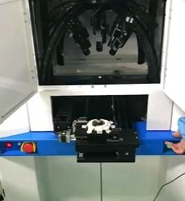 自动给料型MTF-光学检测设备
